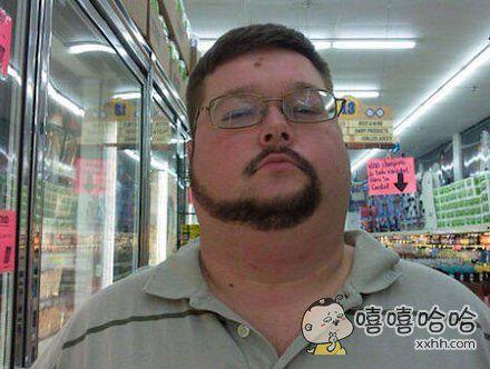 好个性的胡子