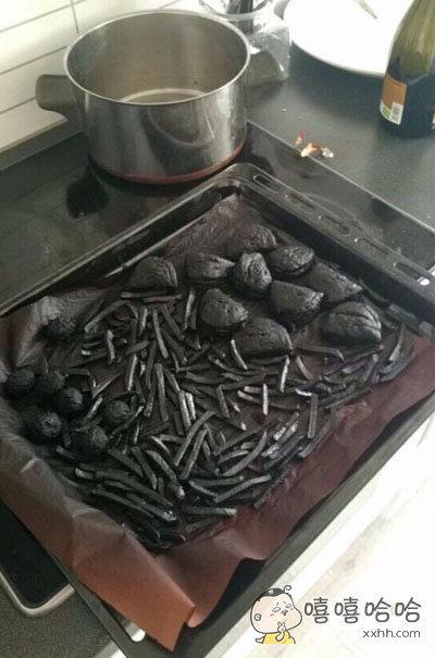 这就是传说中的暗黑料理吧