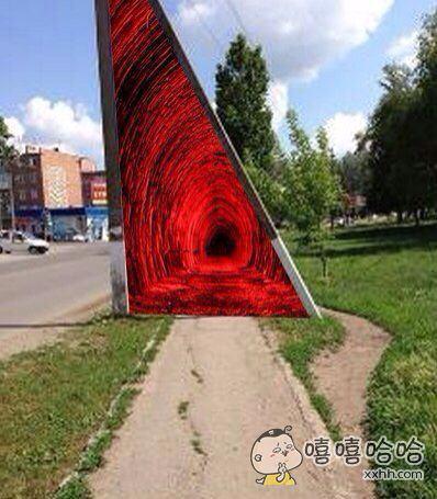 街头3D艺术,不能更酷炫