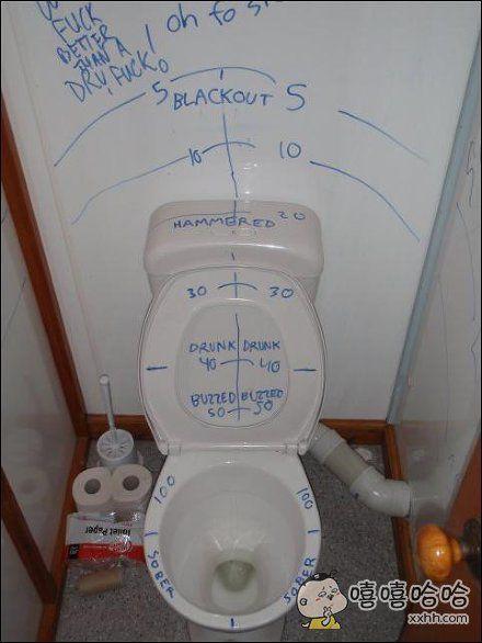 学霸的厕所?