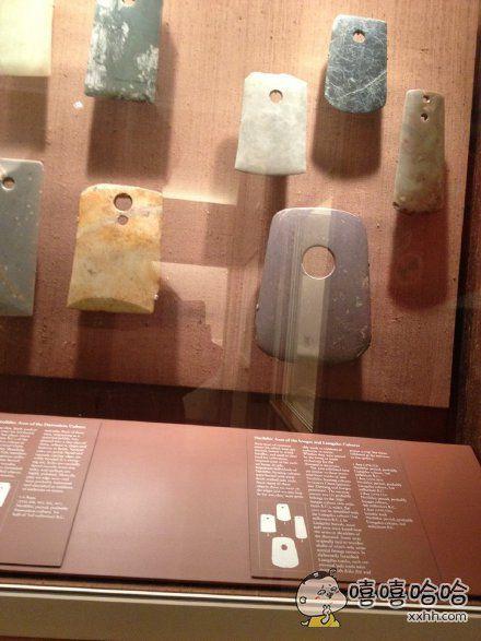 外国友人说手机最早发明于中国,因为他在博物馆里拍到了我国古代的手机壳