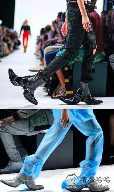 不是很懂你们时尚界
