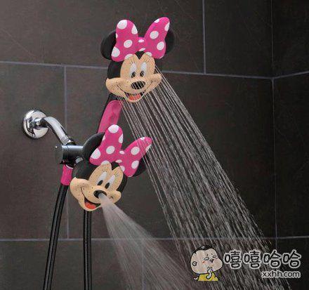 桑心病狂的淋浴头