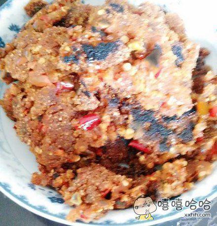 老婆做的炒米饭