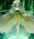 奥拉星绿色森林