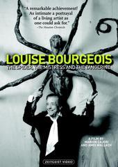 路易斯·布尔乔亚:蜘蛛、情妇与橘子