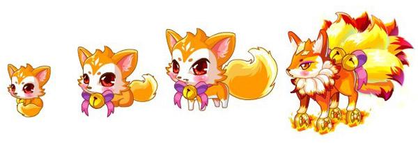 蔷薇火狐是四星变异动物