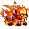龙斗士狂炎狮 赤炎图鉴
