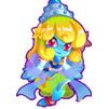 龙斗士宠物  海星星-海精灵-深海公主图鉴