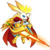 龙斗士夜兔王图鉴