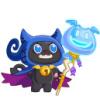 龙斗士吉吉巫 猫叮叮 猫吉图鉴
