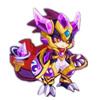 龙斗士紫晶守护使者图鉴