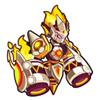 龙斗士变异极光 变异核子机甲 变异小电核图鉴