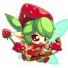 奥拉星草莓战士