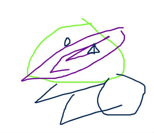 可爱粽子人的简易画