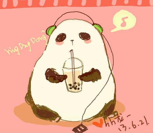 饮料panda