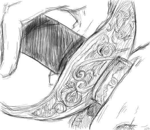 海盗眉毛的剑XDDD