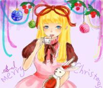 红色爱丽丝