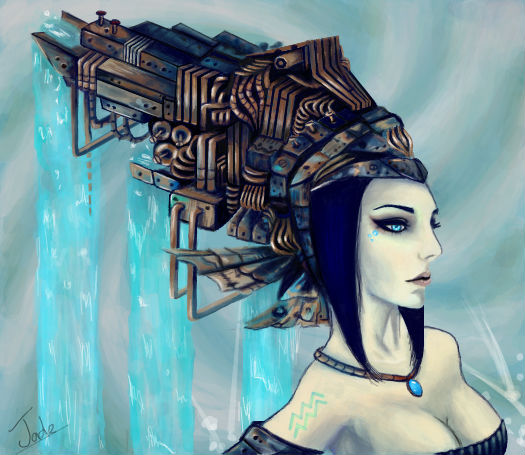 Aquarius-水瓶座