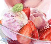 【画饼充饥】清凉一夏~