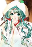 【上色】白无垢miku·板绘