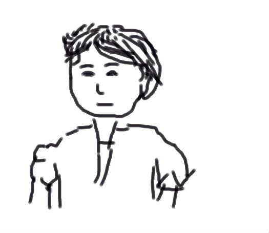 我的自画像