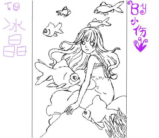 线稿_百田涂鸦板