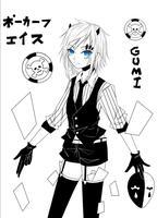 GUMI-ポーカーフェイス