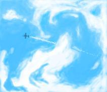 美哒哒的天空