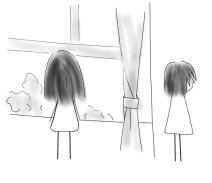 【版权桑梓海】天使无言一段2