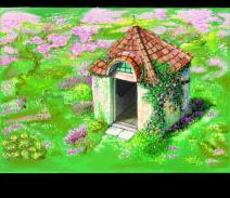 哈尔的移动城堡-秘密花园
