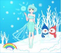 【冰雪----使者】