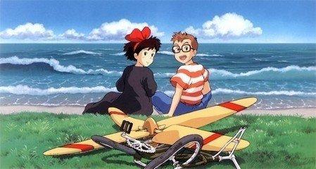 【魔镜】来温馨一下宫崎骏爷爷给我们留下的美好回忆