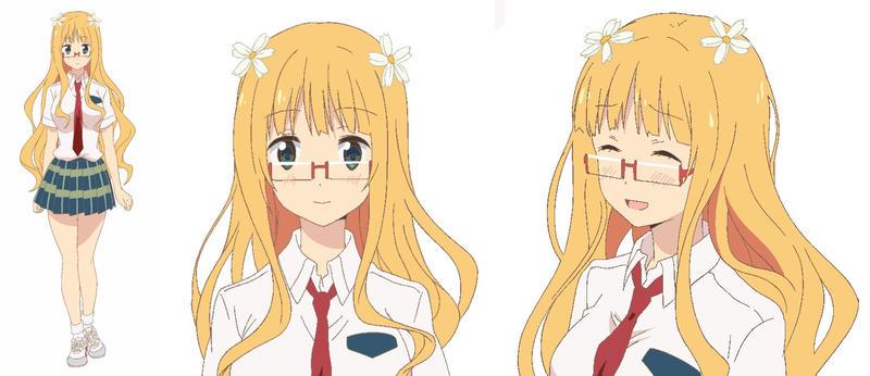 【阿乃】盘点金色头发的动漫人物(女)