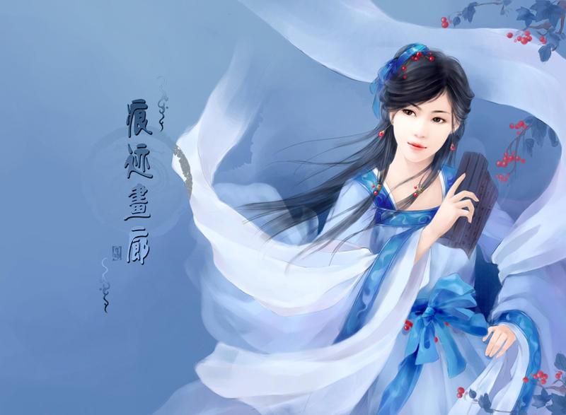 中国古代十大情诗图片