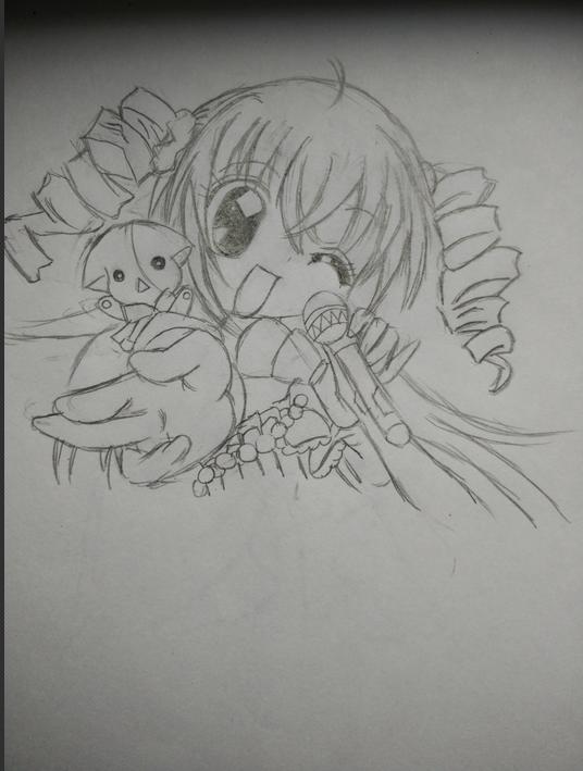 【铃梦】手绘
