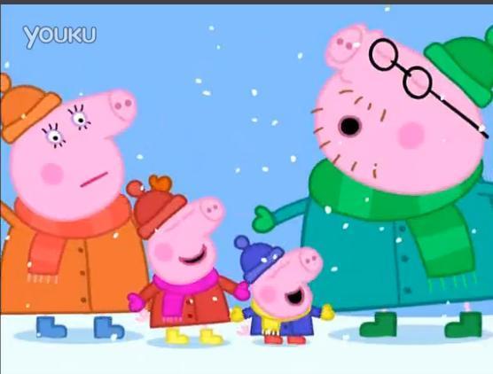 【转】搞笑动画粉红猪小妹