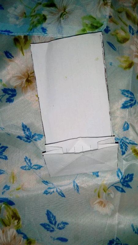 【陌影】diy手工纸袋子