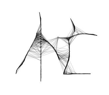 我画蜘蛛体你猜字