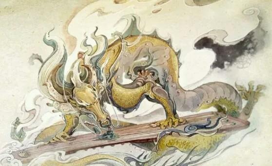 中国上古神兽