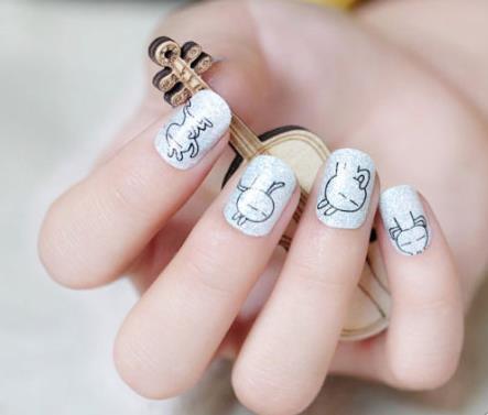 【凉兮】这个夏天,这些美腻小清新指甲,你,值得拥有