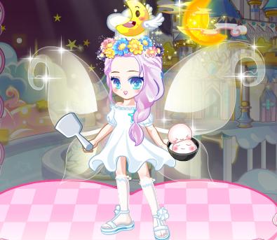 奥比岛公主奇缘灰姑娘s级搭配怎么搭配