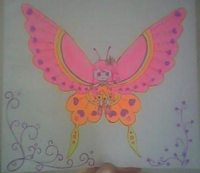 铅笔画蝴蝶图案大全内容|铅笔画蝴蝶图案大全图片