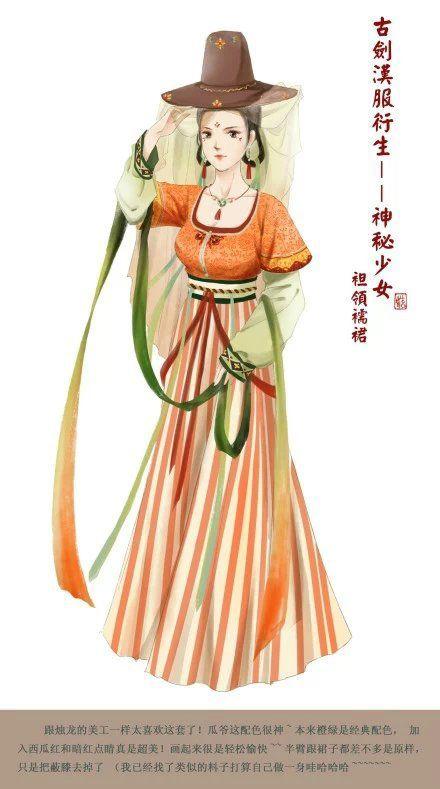 【青溟涯|五喵】穿上汉服的萌萌的水果