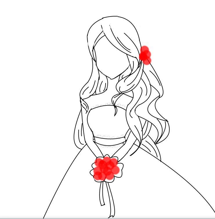 【直播】婚纱美女教程