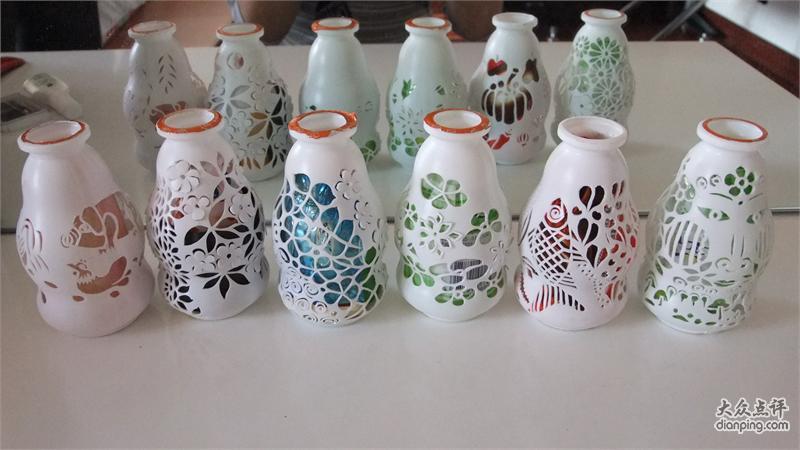 塑料瓶子工艺品步骤