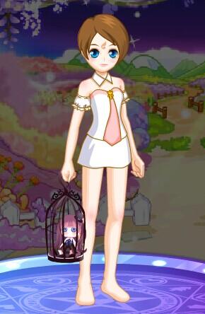 蓝洛丽塔服装搭配