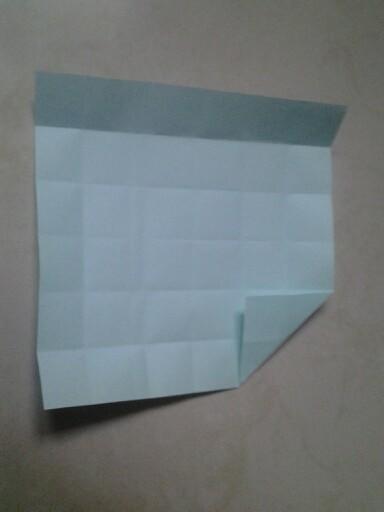 小船纸盒教程