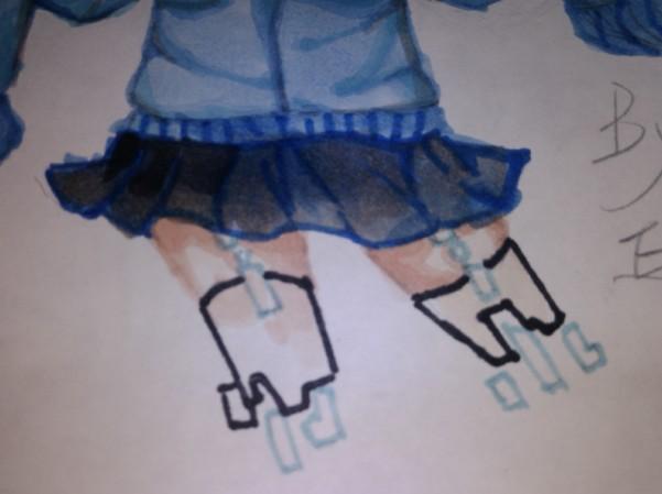 【幼女社-染笙】我的马克笔时尚时尚最时尚