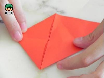 最新复杂心形折纸教程